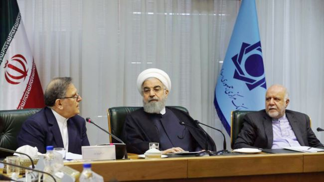 Iran Daily: Rouhani Challenges His Opponents