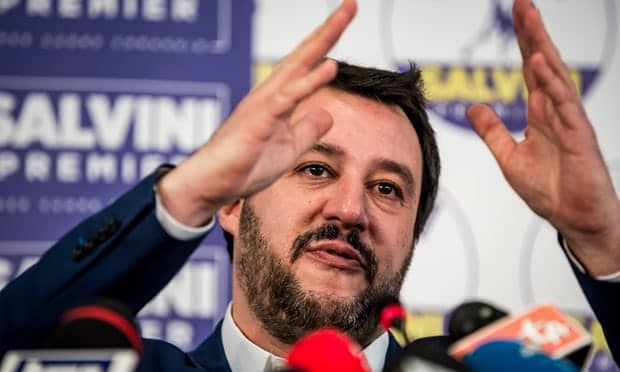 Populism and Uncertainty — Italy Searches for a Government