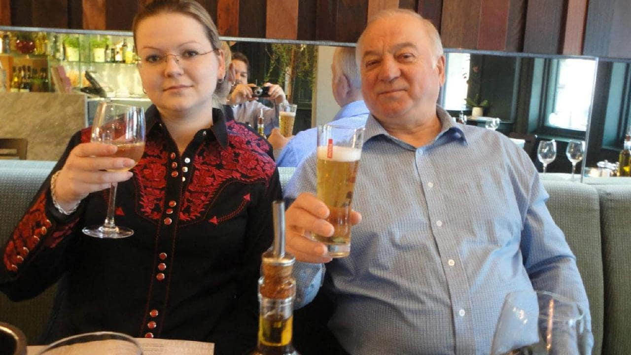 BBC Radio: Russia and the Nerve Agent Attack — Yulia Skripal is Released from Hospital