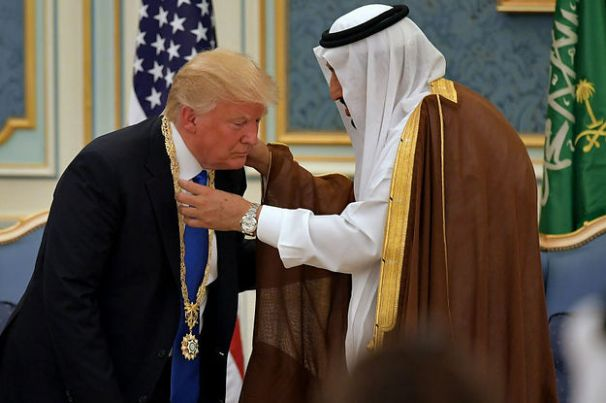 EA on Radio FM4: Trump Administration Hides Intelligence on Saudi Nuclear Ambitions