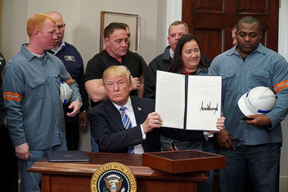 TrumpWatch, Day 413: Trump's Unclear Tariff Annoucement