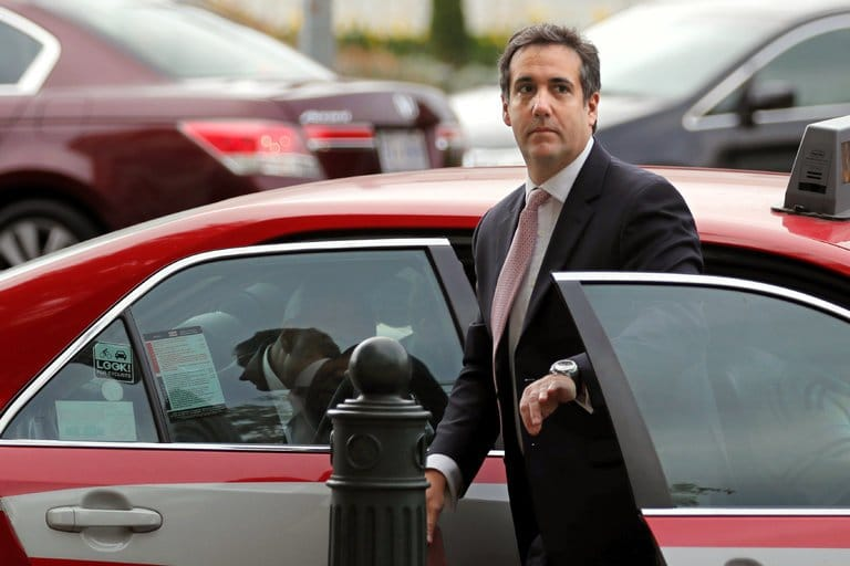 TrumpWatch, Day 445: FBI Raids Office of Trump's Lawyer Cohen