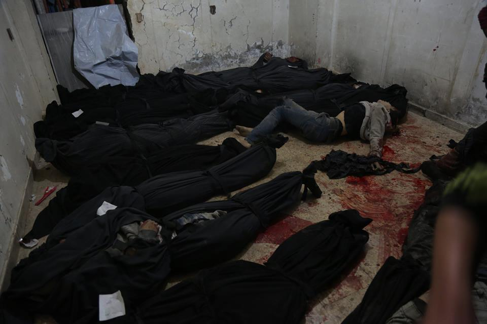 Syria Daily: Regime & Russia Resume Mass Killing in East Ghouta
