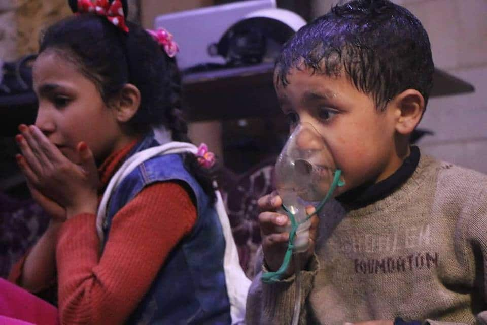 Syria Daily: Russia Blocks Full Investigation of Chemical Attacks on Douma