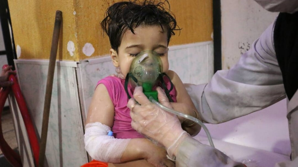 Syria Daily: 41+ Killed in Chemical Attacks on Douma; Death Toll Rising
