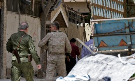 Syria Daily: Russia Tries Again to Undermine OPCW Inspections of Chemical Attacks