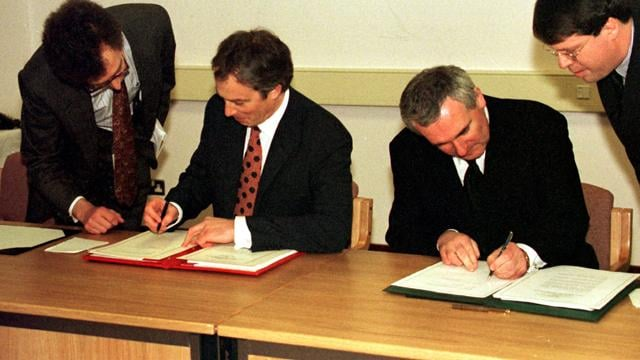 Good Friday Agreement, 20 Years On: What Northern Ireland's Peace Process Teaches Us