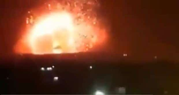 Syria Daily: Large Explosions at Regime Base Near Hama — But What Caused Them?