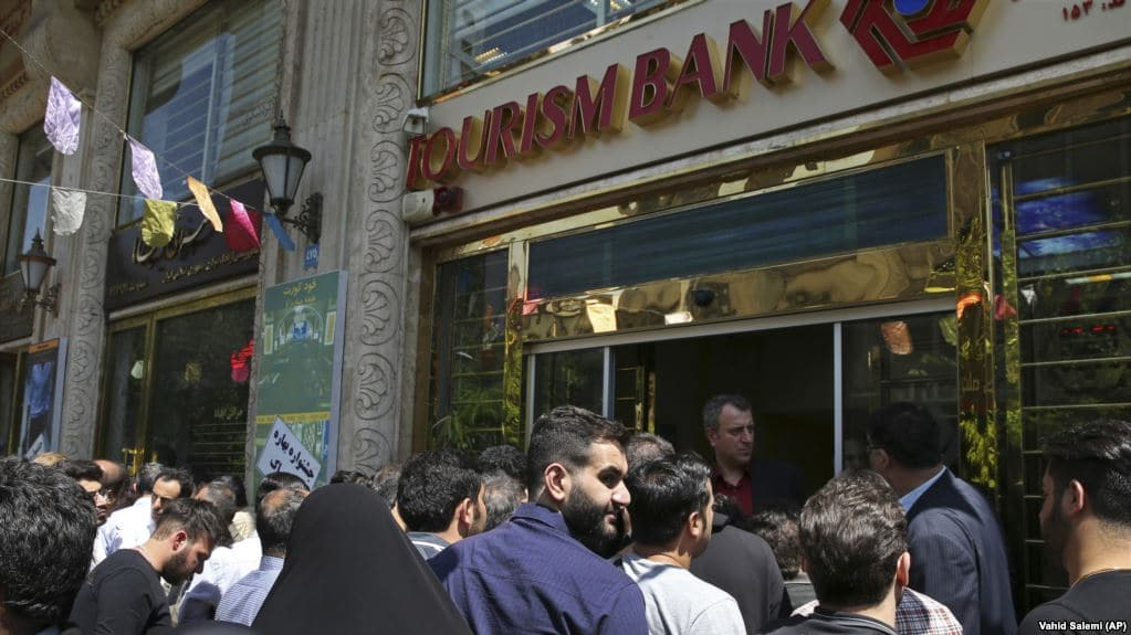Iran Daily: Central Bank Restricts Foreign Money Amid Currency Crisis