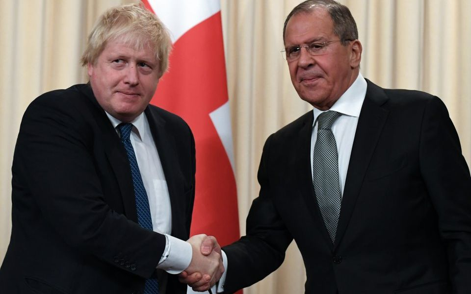 Podcast: Russia, the UK and the Nerve Agent Attack; Violence in London