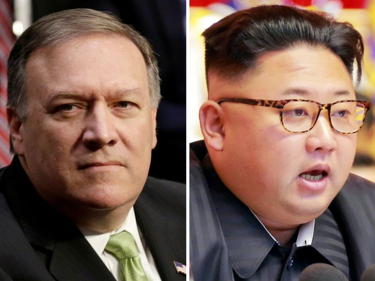 Monocle 24: Over-Hyping CIA Director's Visit to North Korea's Kim?