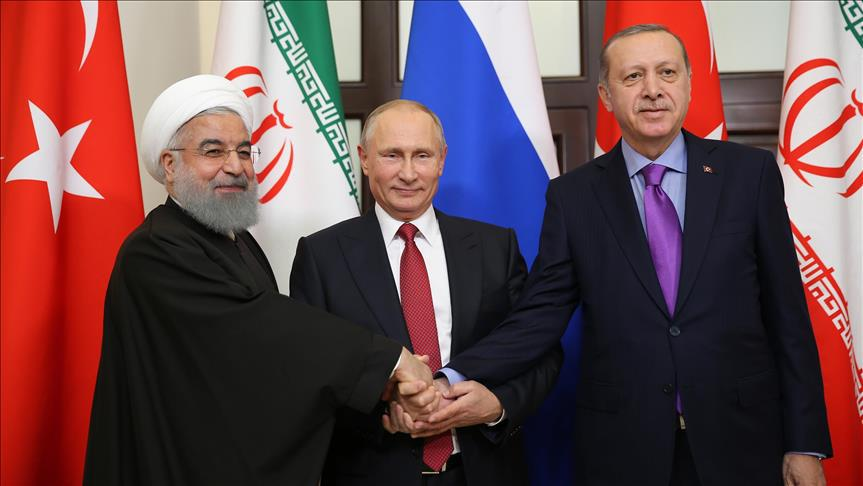 "Iran Daily: After Mass Killing and Destruction in Syria, Russian, Iranian, and Turkish Leaders Call for ""Calm on the Ground"""