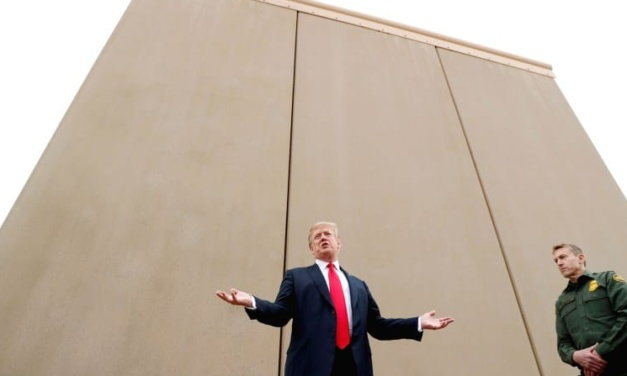 TrumpWatch, Day 957: Pentagon Gives Up $3.6 Billion for Trump's Wall With Mexico
