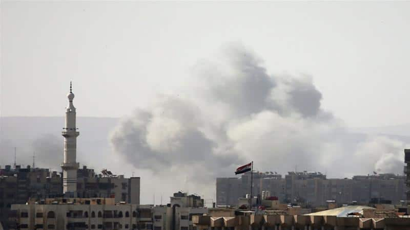 """Syria Daily: """"60% of Yarmouk Camp Destroyed"""" Amid Pro-Assad Offensive in South Damascus"""