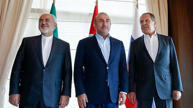 Iran Daily: Foreign Minister Zarif in Moscow to Discuss Syria