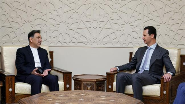 Iran Daily: Syria's Assad to Tehran — Give Us Money