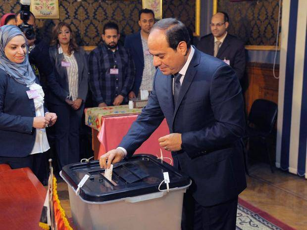 After the Landslide, Is Sisi Regime Firmly in Control in Egypt?