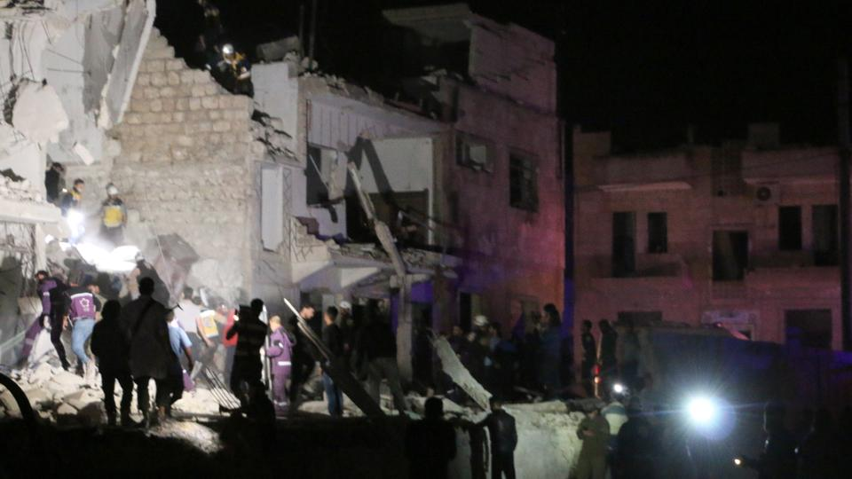 Syria Daily: 12 Killed, 25 Wounded in Idlib Car Bomb