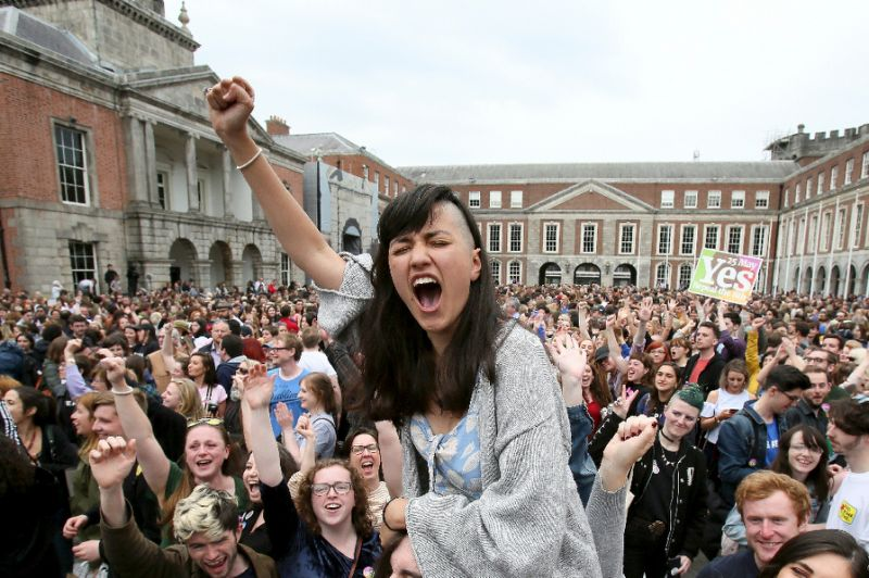 Ireland's Voters Free Women from An Insidious Abortion Law