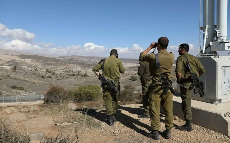 Syria Daily: Israel — We Intercepted Rockets Fired Into Golan Heights
