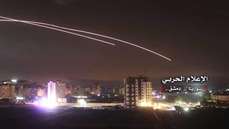 "Syria Daily: Israel — Our Strikes Set Back Iranian Military ""Many Months"""