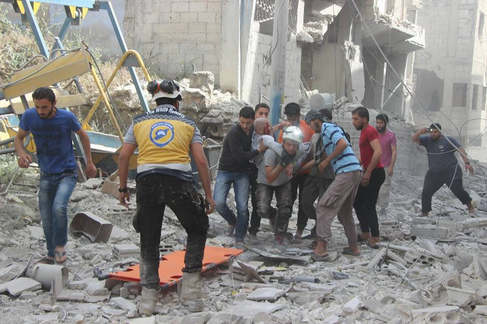 Syria Daily: 700,000 Could Be Displaced by Pro-Assad Offensive on Idlib — Health Agencies