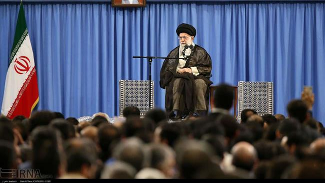 Iran Daily: Supreme Leader and Israel's Netanyahu in War of Words