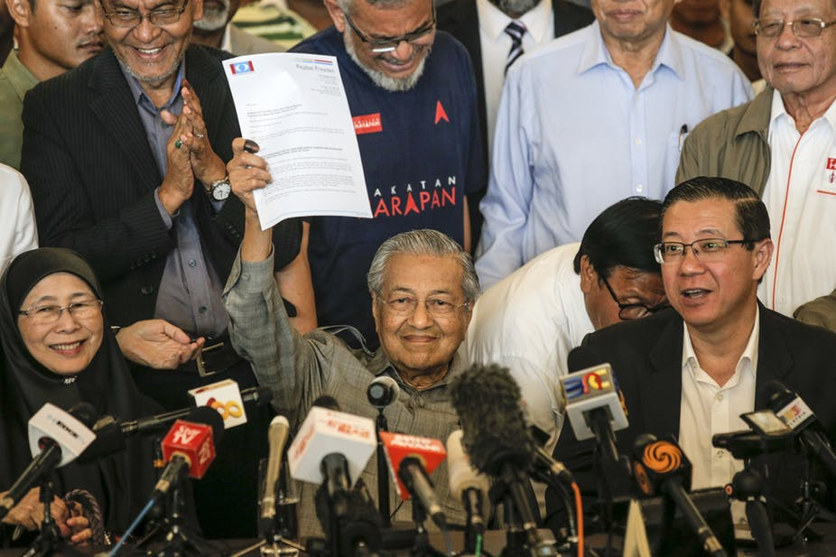 Malaysia's 1st Change in Power in 61 Years — What Happens Now?