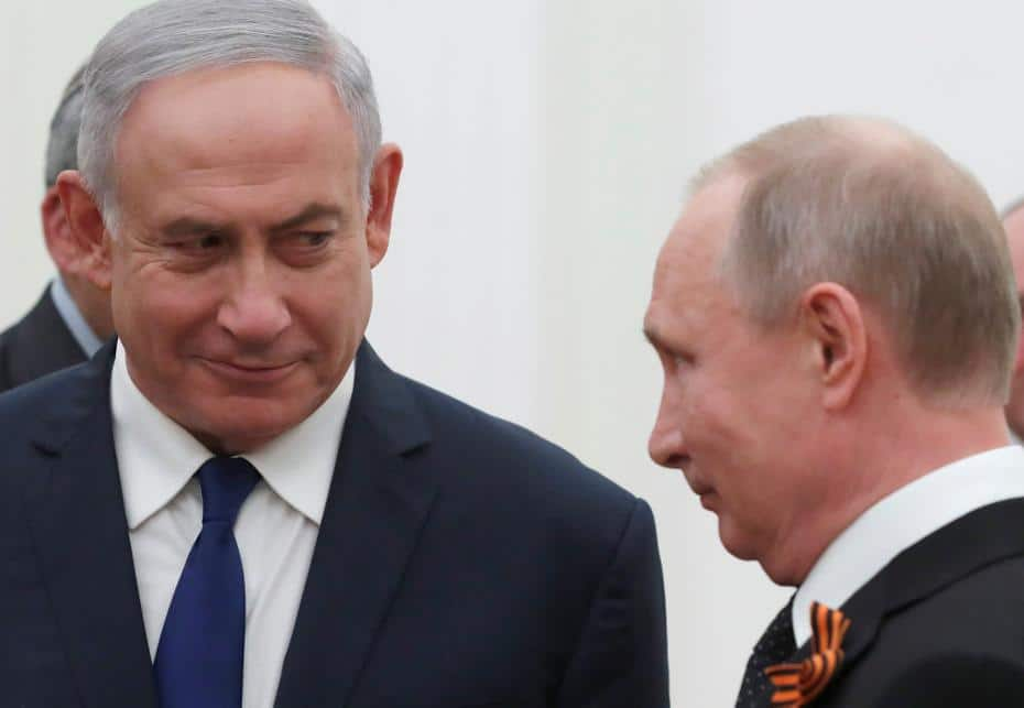 Syria Daily: Putin to Israel on Assad Regime Downing Russian Plane — OK, But Don't Let It Happen Again