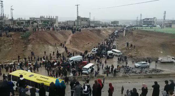 Syria Daily: 1000s to Be Forcibly Removed from Northern Homs