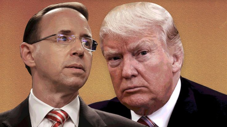 TrumpWatch, Day 613: White House Chaos over Trump v. Deputy Attorney General Rosenstein