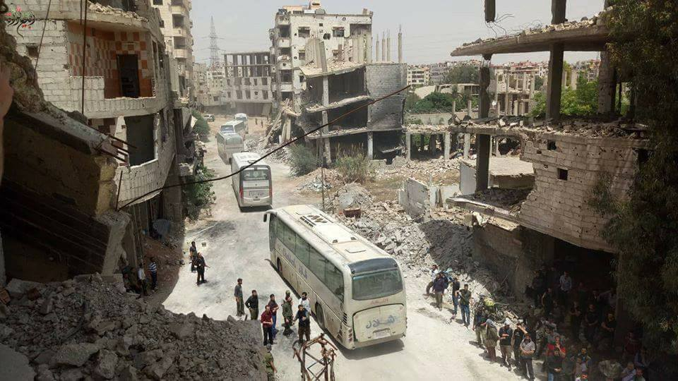 Syria Daily: UN Warns of Pro-Assad Offensive on Idlib, Criticizes Forced Removals