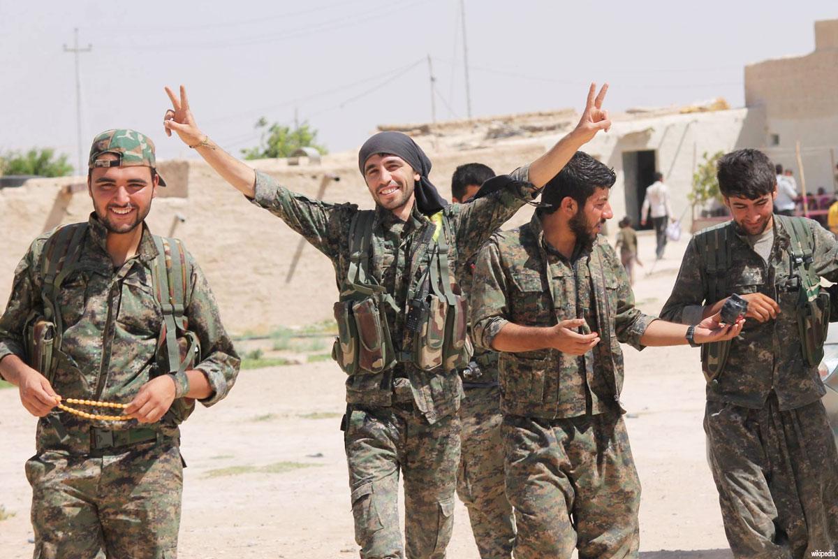 Syria Daily: Kurds-Led SDF Take Key ISIS Town