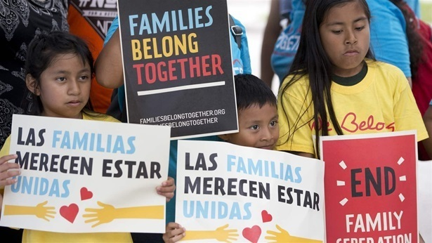"""Zero Tolerance"": Federal Officials Take Daughter Away as Immigrant Mother Breast-Fed Her"