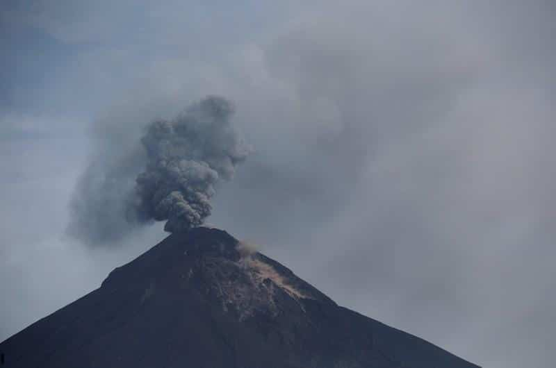 A Volcano Erupts in Guatemala — The Natural and Political Disasters