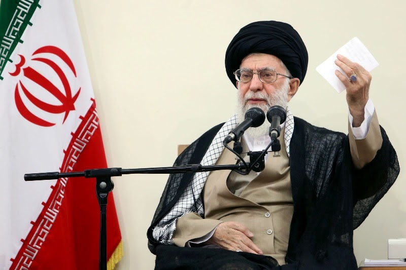 Iran Daily: Supreme Leader — End the Protests