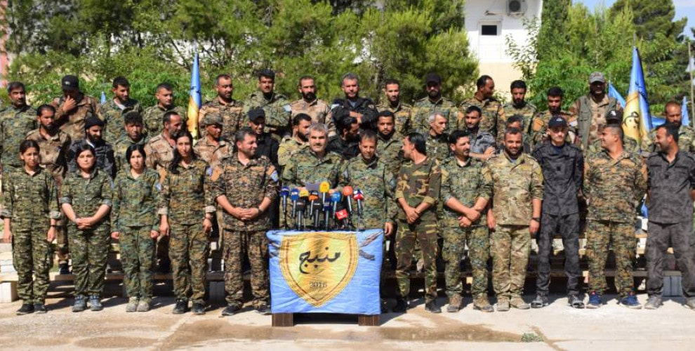 Syria Developing: Kurdish Group Invites Assad Regime's Military Into Manbij