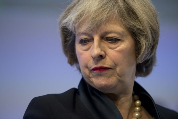 "UK Prime Minister May Faces the ""Wicked Problem of Brexit"""