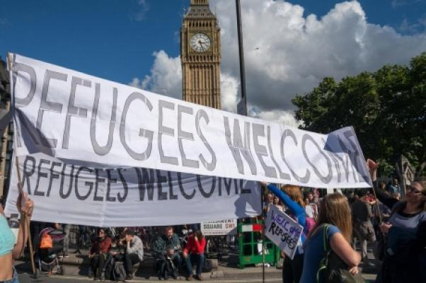 Welcoming Refugees to the UK — A 5-Point Guide