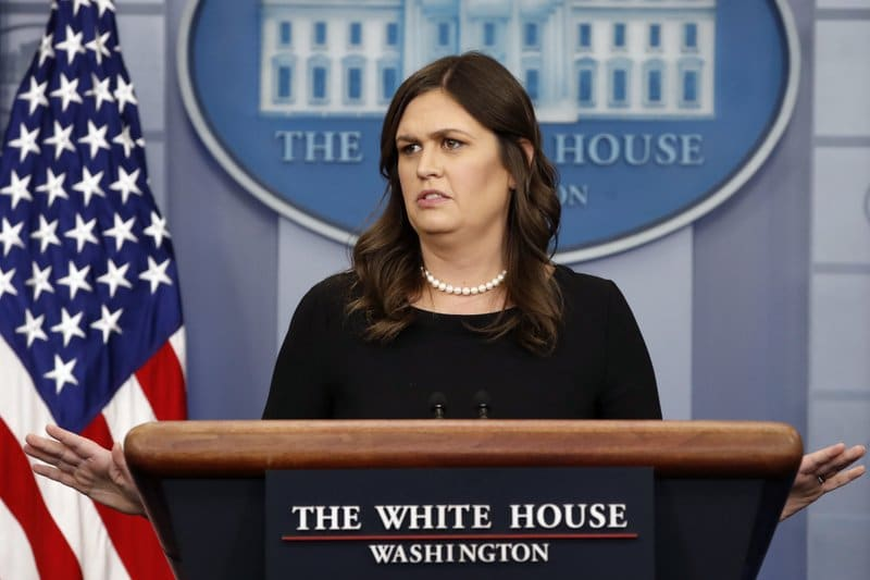 White House Lies About Separation of Children from Immigrant Parents