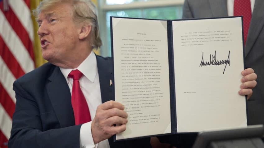 TrumpWatch, Day 517: Trump Retreats — But Detentions of Immigrant Children Continue