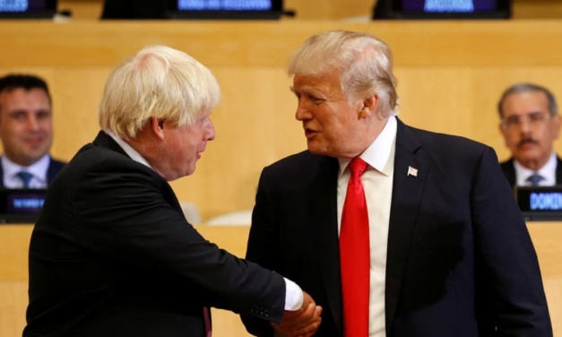 BBC Radio: Strolling Through the Wreckage? Trump, Summits, and Brexit