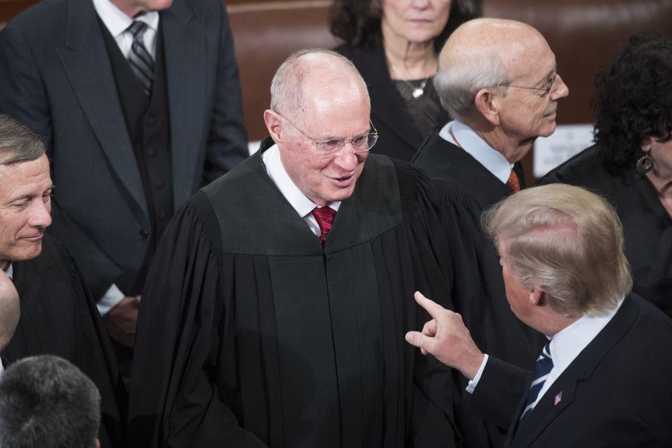 TrumpWatch, Day 524: Trump's Supreme Court Opportunity