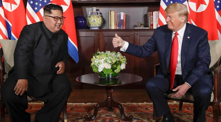 Podcasts: Trump-Kim — Reality TV v. Tough Diplomacy, Round 1