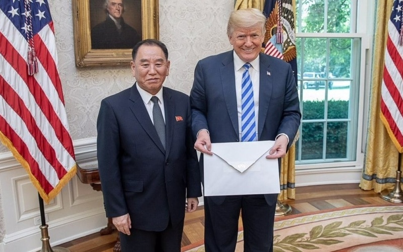 TrumpWatch, Day 933: Trump Chooses North Korea's Kim Over South Korea
