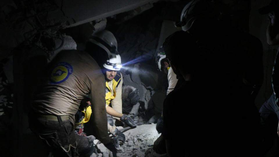 Syria Daily: Pro-Assad Strikes Kill 47 in Idlib Province