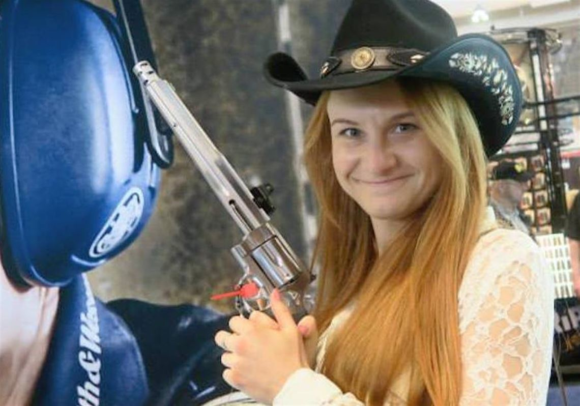 """Trump Really for Cooperation"": NRA-Linked Russia Operative Butina Sentenced"