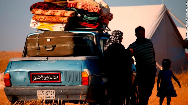 Syria Daily: 270,000 Displaced in 2 Weeks from Daraa Province in South