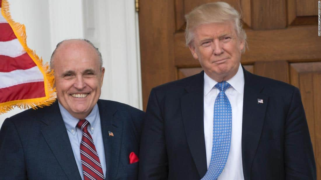 Podcast: Giuliani, Trump, and the Russia Conspiracy