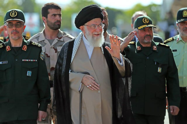 "Iran Daily: Supreme Leader, Under Economic Pressure, Blames US ""Plan"""
